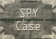 Spy Case [With Spy Handbook and Spy Codes BooksWith Id Cards, and Magnifying SheetWith Periscope, Monocular,
