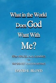 What in the World Does God Want with Me?