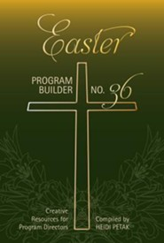 Easter Program Builder #36