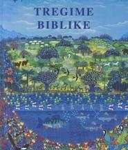 Albanian Shorter Kristensen Bible, Paper Over Board