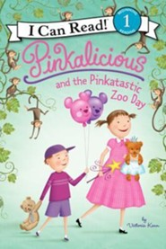 Pinkalicious and the Pinkatastic Zoo Day  -              By: Victoria Kann & Victoria Kann(ILLUS)