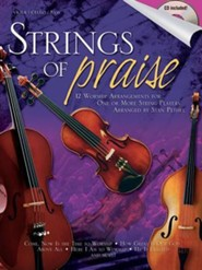 Strings of Praise (Viola/Cello/Bass Book & CD)