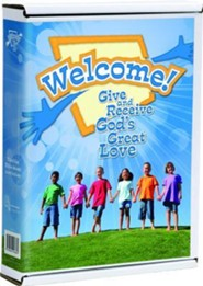 Welcome! Give and Receive Gods' Love - Boxed Set 2014