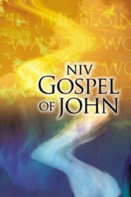NIV Gospel of John--softcover, God's Word