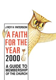 A Faith for the Year 2000