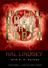 The Late Great Planet Earth Audiobook on MP3-CD  -     By: Hal Lindsey