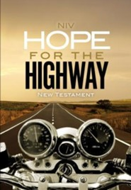 NIV Hope for the Highway New Testament, softcover
