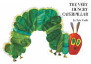 The Very Hungry Caterpillar  -     By: Eric Carle
