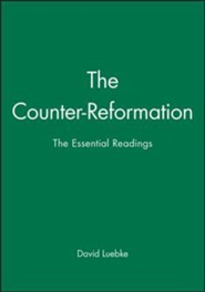 The Counter Reformation:  -     Edited By: David Luebke     By: David Martin