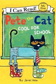 Pete the Cat: Cool for School