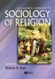 Blackwell Companion Sociology of Religion