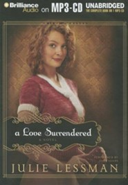 #3: A Love Surrendered Unabridged Audiobook on MP3  -              By: Julie Lessman
