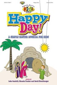 Happy Day! CD Preview Pack