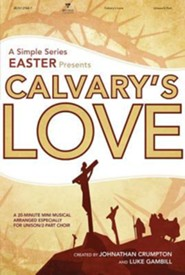 Calvary's Love CD Preview Pack
