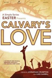 Calvary's Love Listening CD