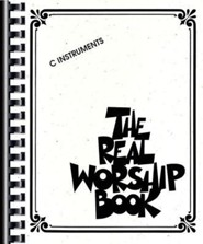 The Real Worship Book (Melody, Lyrics, Chords)