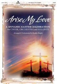 Arise, My Love Piano/Keyboard Rehearsal CD