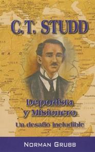 C.T. Studd, Deportista y Misionero