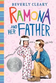 Ramona and Her Father, Repackaged  -     By: Beverly Cleary, Jacqueline Rogers