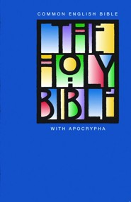 CEB  Holy Bible with Apocrypha