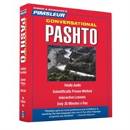 Pashto, Conversational: Learn to Speak and Understand Pashto with Pimsleur Language Programs Audiobook on CD  -     By: Pimsleur