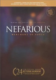 Nefarious: Merchant of Souls, DVD