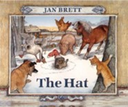 The Hat: Board Book  -     By: Jan Brett