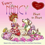 Fancy Nancy Heart to Heart   -     By: Jane O'Connor