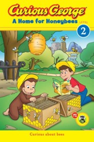 Curious George A Home for Honeybees