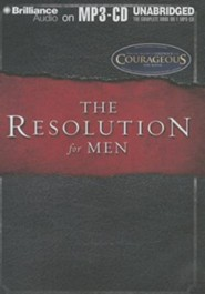 The Resolution For Men Unabridged Audiobook on MP3