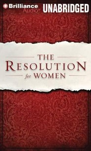 Resolution for Women, The Unabridged Audiobook on CD
