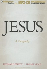 Jesus: A Theography Unabridged Audiobook on MP3