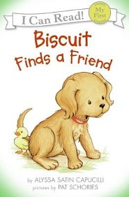 Biscuit Finds a Friend [With CD (Audio)]