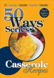 Casserole Recipes, Edition 0002
