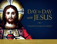 Day by Day with Jesus: A Perpetual Desk Calendar