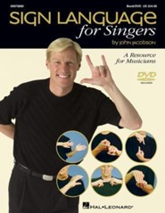 Sign Language for Singers (Book/CD)  - Slightly Imperfect