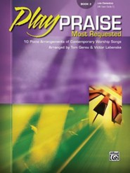 Play Praise: Most Requested, Book 2   -