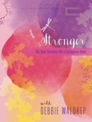 Stronger: A 365-Day Devotional for a Courageous Heart - Slightly Imperfect