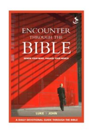 Encounter Through the Bible - Luke - John
