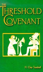 The Threshold Covenant: Or the Beginning of Religious Rites