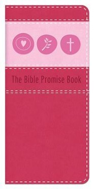 Bible Promise Book, Two-Tone Pink, KJV             -