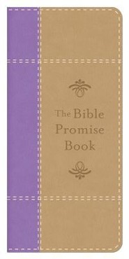 Bible Promise Book, Purple & Tan, KJV       -