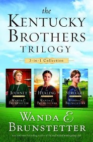 Kentucky Brothers Trilogy: 3-in-1 Collection  -     By: Wanda E. Brunstetter