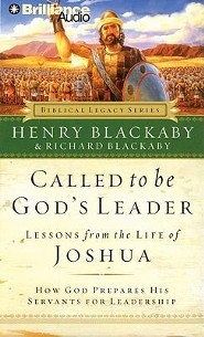 Called to Be God's Leader MP3-CD  -     By: Henry T. Blackaby, Richard Blackaby