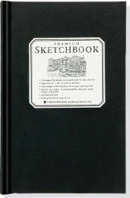 Small Premium Sketchbook  -     By: Peter Pauper Press
