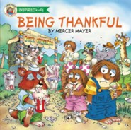 Being Thankful Board Book