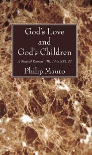 God's Love and God's Children: A Study of Romans VIII. 14 to XVI. 27