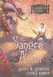 El Lombricero #5: La Sangre del Autor  (The Wormling #5: The Author's Blood)  -     By: Jerry B. Jenkins, Chris Fabry