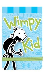 Diary of a Wimpy Kid Greg Mini Journal  -     By: Jeff Kinney