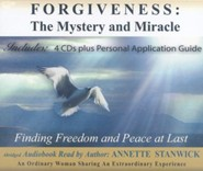 Forgiveness: The Mystery and Miracle, Audiobook, CD  -              By: Annette Stanwick